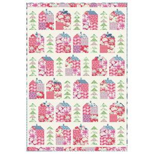 Tilda Cottage - Quilt Pattern