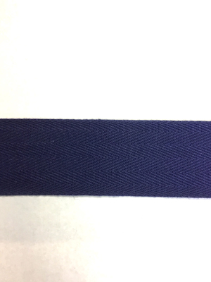 50m Navy Blue Bunting Tape - 30mm wide