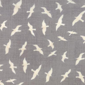Ahoy Me Hearties - Gulls on Pebble fat 1/4