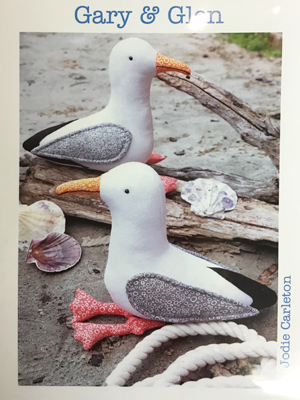 Gary & Glen Seagull pattern