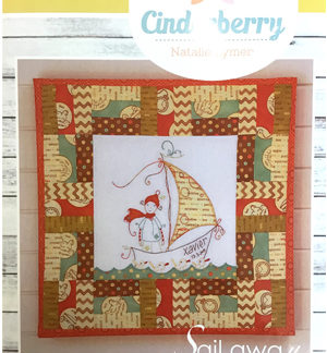 Sail Away Wallhanging pattern