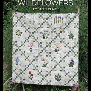 Wildflowers book by Janet Clare