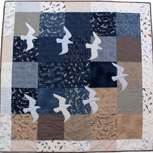 Great Gulls Quilt pattern by Janet Clare