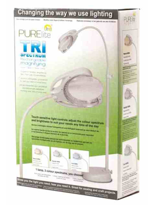Pure Light Magnifying Lamp