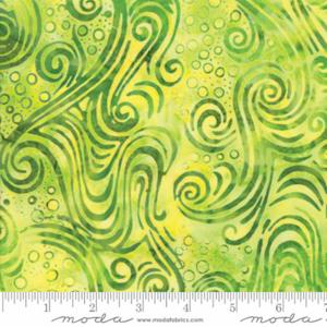 Moda Salsa Citrine Batik Fabric