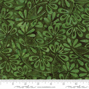 Moda Salsa Palm Batik Fabric
