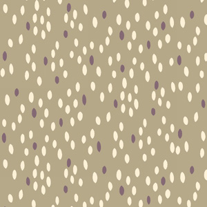 To the Zoo - Raindrops Primitive Grey Fabric