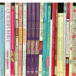 Patchwork, quilting & craft books