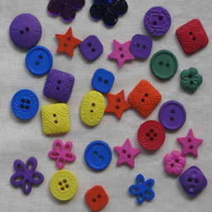 Colour Themed Button Packs