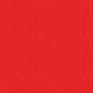 Red Linen Texture fabric