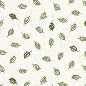 Into The Woods - Leaf Green fabric