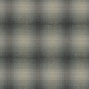 Yarn Dyed - Grey Check Fat 1/4