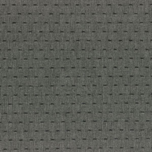 Yarn Dyed - Double Stitch Dark Grey Fat 1/4