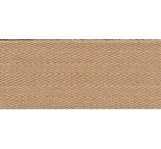 50m Beige Bunting Tape - 30mm wide