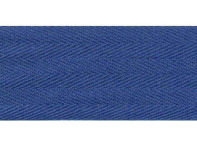 50m Mid Blue Bunting Tape - 30mm wide