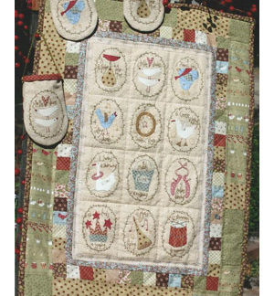 The Partridge in a Pear Tree Kit
