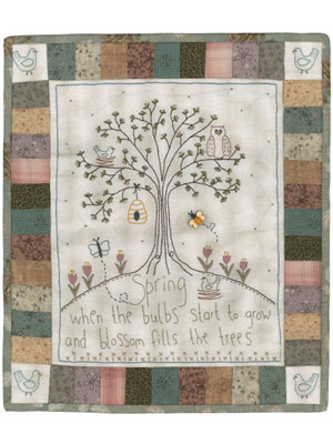 Blossom Tree Kit & Pattern
