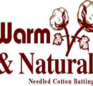 Warm and Natural Wadding 72 x 90 inches - Twin Size