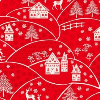 Christmas Fabric Ranges