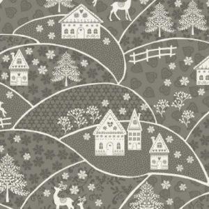 Makower Scandi Christmas Fabric 2018