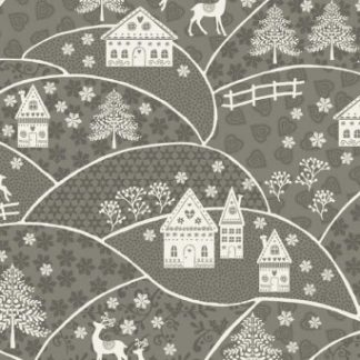 Makower Scandi Christmas Fabric 2018