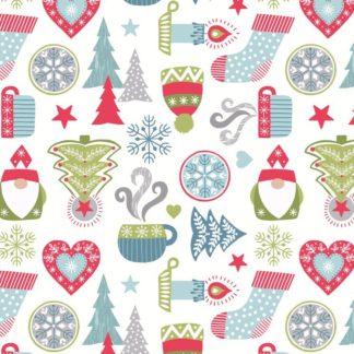 Lewis & Irene Christmas 2018 Fabric & FQs