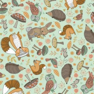 Doodle Days Fabric by Makower