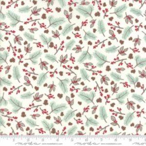 Return to Winters Lane Fabric
