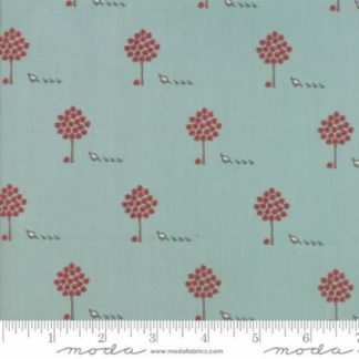 101 Maple Street Fabric