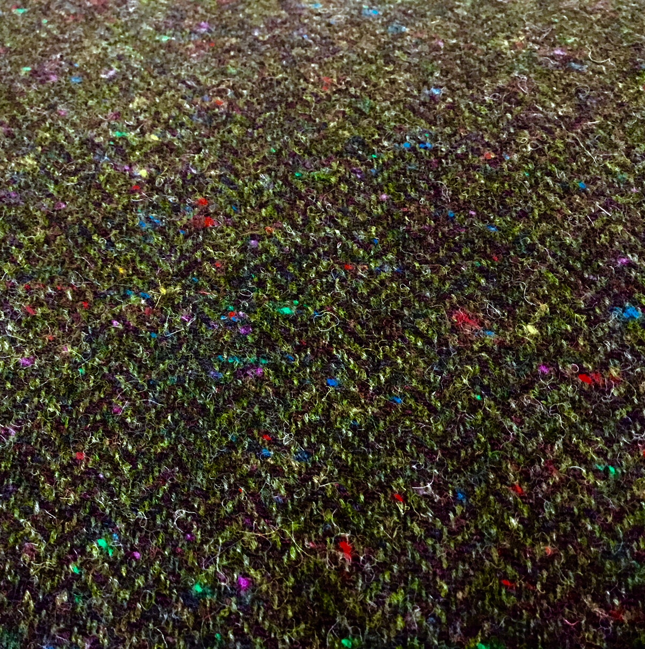 Tweed Wool by the metre