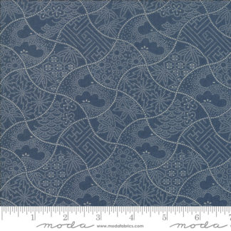 Boro Prints Fabric by Moda