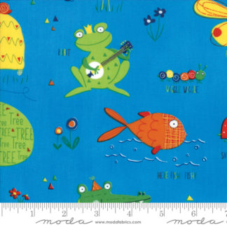 Later Alligator Fabric