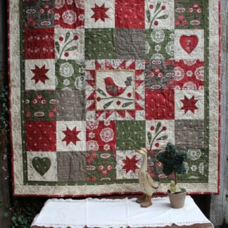Christmas Quilt Patterns.Song Of Christmas Quilt Pattern By Gail Pan