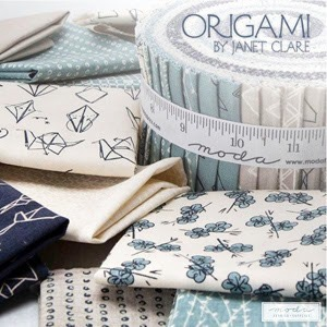 Origami Fabric by Janet Clare | Quilting and Craft Fabric