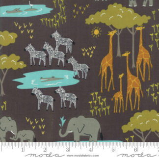 Safari Life Fabric