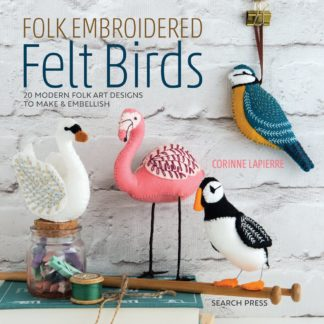 Books for Needle Felting, Wet Felting & Using Wool Felt