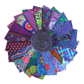 kaffe fassett peacock design roll