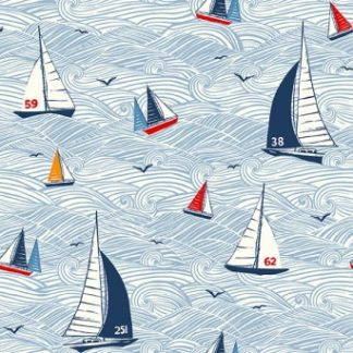 Sail Away Fabric