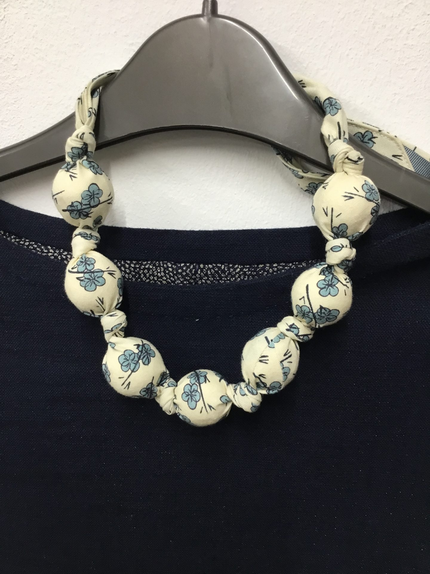 Fabric Necklace 10th Birthday Kit Coast Country