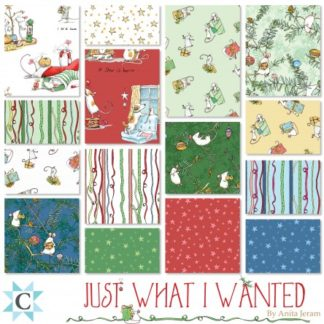 Just what I wanted Fabric & FQ 2020 - SALE