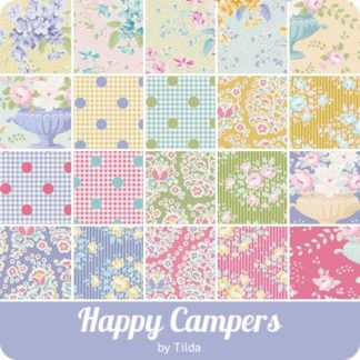 Tilda - Happy Campers Fabric