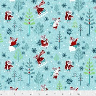 Winter Games Fabric & FQ