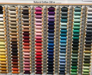 Natural Cotton 100m Thread