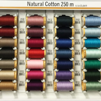 Natural Cotton 250m Thread
