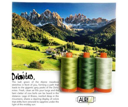 Aurifil Dolomites