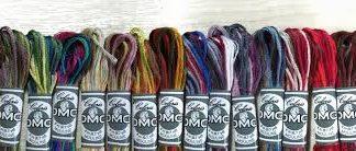 DMC Coloris Thread