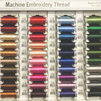 Machine Embroidery Thread 200m
