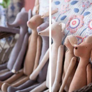Tilda Doll Fabrics