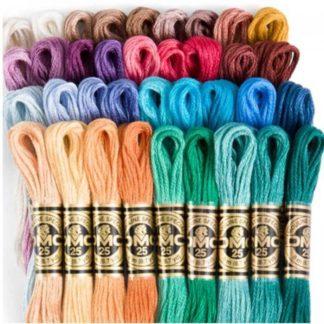 DMC Stranded Cotton Threads