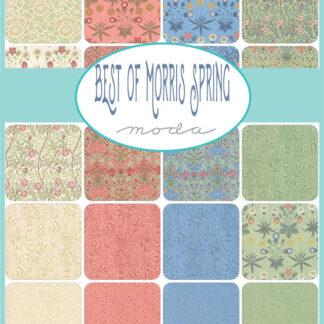 Best of Morris - Spring Fabrics